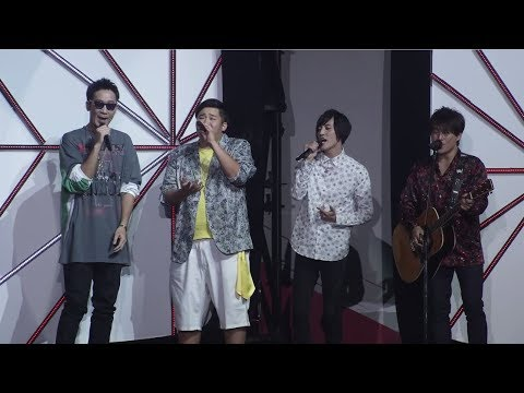 Download コブクロ YouTube FanFest Music JAPAN 2018  「未来」「晴々」 HD Mp4 3GP Video and MP3