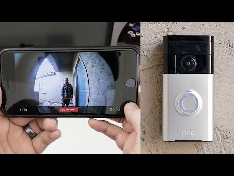 Ultimate Smart Home Doorbell?!? (Ring Video Doorbell)