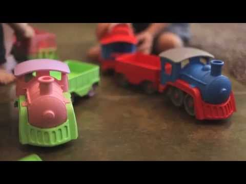 Green Toys Train | Made Safe in the USA