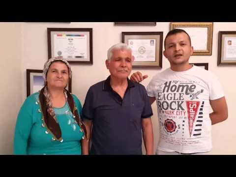 Hacı Kemal Taştan - Beyin Tümörü Hastası - Prof. Dr. Orhan Şen