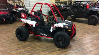 8. 2017 POLARIS ACE 150 EFI LE P900187