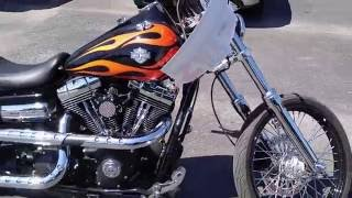 10. 2010 Harley-Davidson Dyna Wide Glide – FXDWG