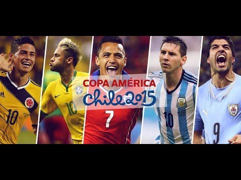 Canciones para la Copa América recomendadas