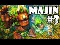 Majin e o Reino Abandonado #3 - Pedrada na Cabeça XD