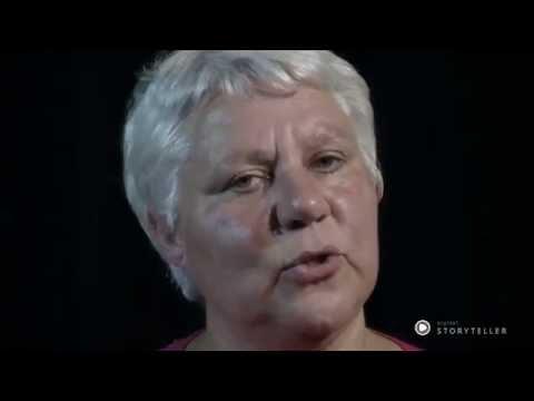 """Else Marie med sin egen udgave af det norske folkeeventyr """"Smørbuk"""""""