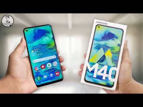 Galaxy M40 w/ Infinity O & SD 675 - Unboxing & Hands On!