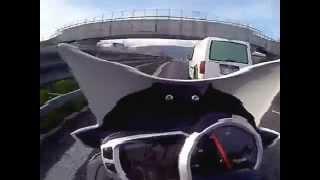 9. Triumph street triple 2013 top speed hp hydroform 233 km/h
