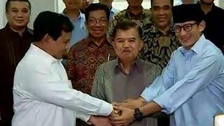 Video Prabowo-Sandi Kunjungi Wapres Jusuf Kalla MP3, 3GP, MP4, WEBM, AVI, FLV Agustus 2018
