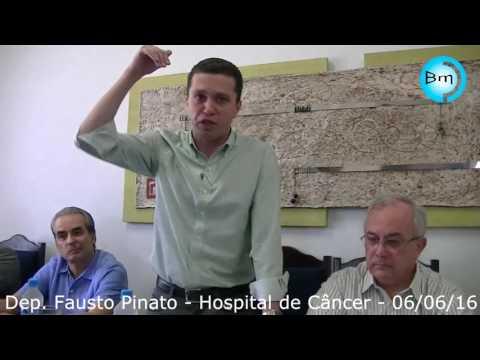Jales - Dep. Fausto Pinato diz: