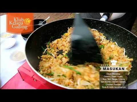 Resep Lezat Nasi Goreng XO Sauce