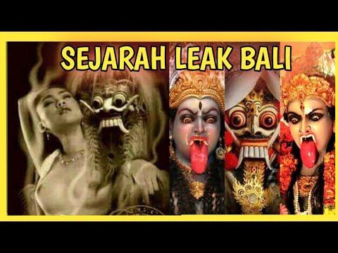 Sejarah asal usul  Leak Bali - Leak bali serem