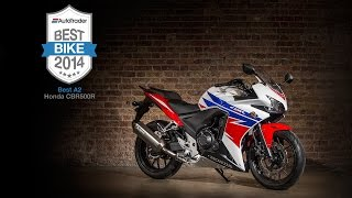 9. 2014 Best A2 Bike: Honda CBR500R - Auto Trader Best Bike Awards