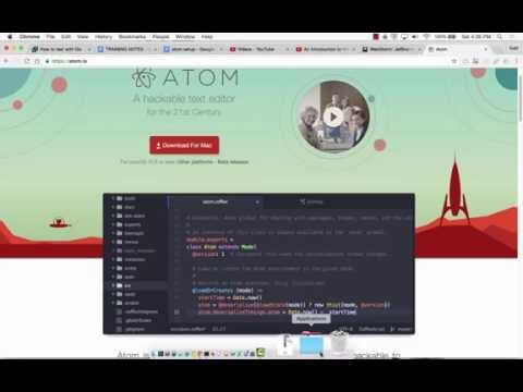 Atom Golang