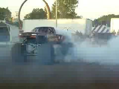Monster Truck Explosion
