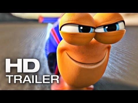 TURBO Offizieller Trailer 2 Deutsch German | 2013 Official Film [HD]