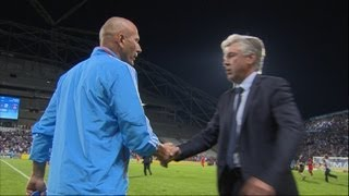 Olympique de Marseille - Paris Saint-Germain (2-2) - Le résumé (OM - PSG) - YouTube
