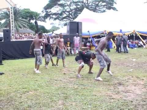 SCATTER AND SONS The Dance Team Out Of AJEGUNLE