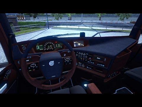 Volvo FH16 2012 New Interior & Colored Dashboard v2.0