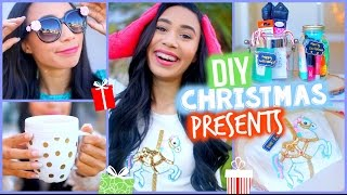 DIY Christmas Gifts! Affordable Holiday Presents People Want! - YouTube