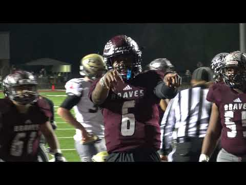 WATCH: 4-star QB Emory Jones totals 6 TDs in playoff win