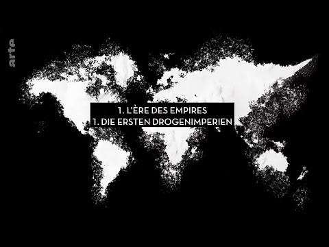DOCUMENTAIRE ARTE : L'HISTOIRE DU TRAFIC DE DROGUE , partie 1 l'ère des empires