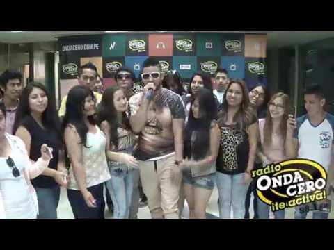 Onda Videos: ¡Meet and Greet con Rakim en Onda Cero!