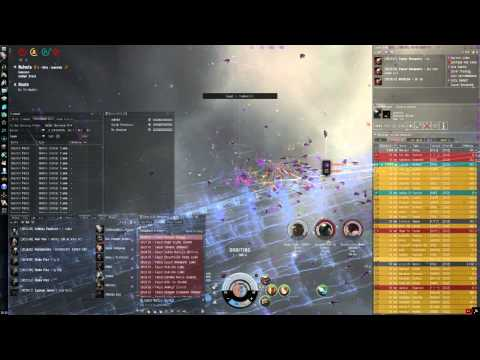 EVE online - GCLUB -  Fighting public BS fleet and CO2 with Nulli Secunda
