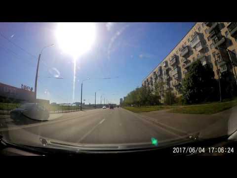 Авария в Санкт Петербурге с 1,40