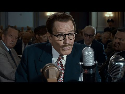 Trumbo - Official Trailer #1