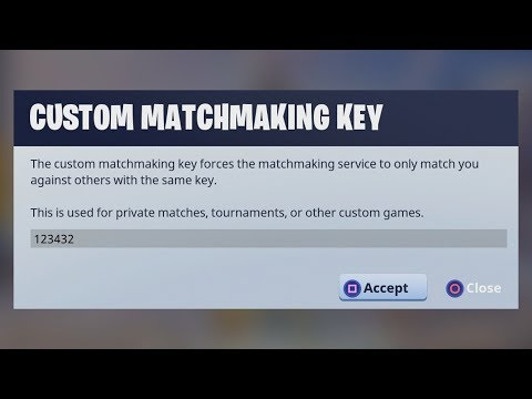 NEW CUSTOM MATCH IN FORTNITE BATTLE ROYALE