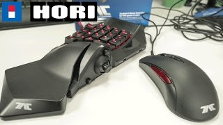 HORI TAC Pro Review - PS4 Mouse and Keyboard