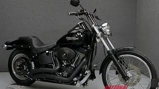 7. 2004 HARLEY DAVIDSON FXSTB SOFTAIL NIGHT TRAIN - National Powersports Distributors