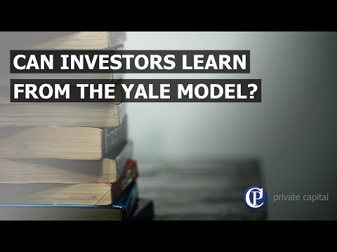 Can investors learn from the Yale Model?