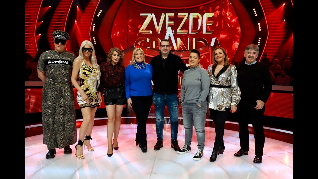NOVE ZVEZDE GRANDA 2020: Dvadeset prva emisija – 08. 02. – najava
