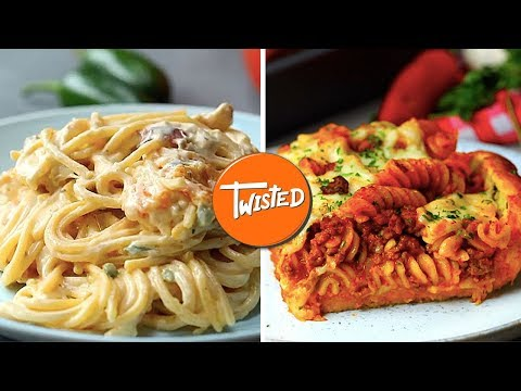 Top 10 Twisted Pasta Recipes Of 2018