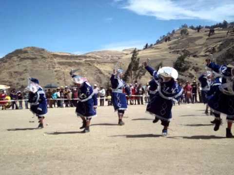 Danza Perú: Los pallos de Santiago de Chuco (Agrupación ATIK SAMI 2011)