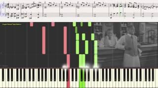 Ain't Misbehavin' (JAZZ) (Ноты и Видеоурок для фортепиано) (piano cover)