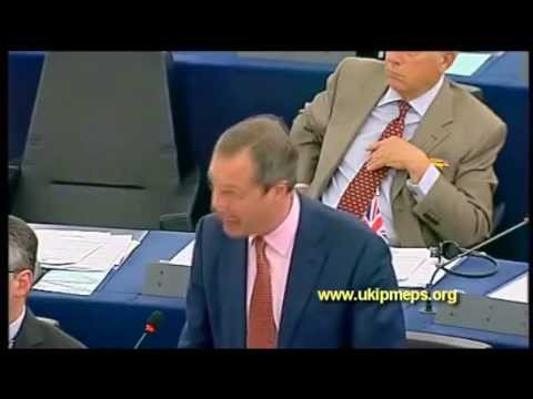 European Parliament - Support: http://www.ukip.org/donations | http://www.ukipmeps.org | http://twitter.com/Nigel_Farage • European Parliament, Strasbourg, 17 April 2013 • Speaker...