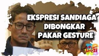 Video Ekspresi Sandi Dibongkar Pakar Gesture : Itu Bukan Sakit! MP3, 3GP, MP4, WEBM, AVI, FLV April 2019