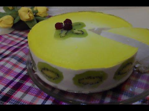 как приготовить йогуртовый крем для торта фото