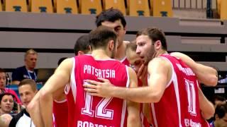 Up Close And Personal: V. Sanikidze GEO EuroBasket 2013
