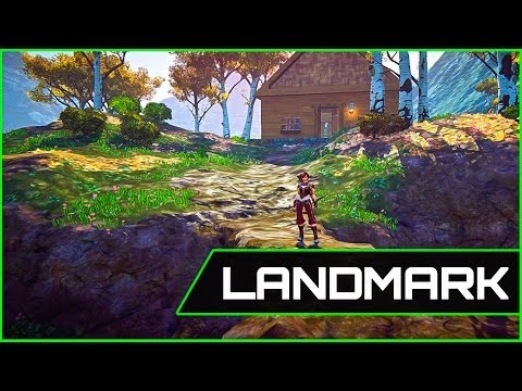 ► EverQuest Next LANDMARK: Minecraft del Futuro | Español