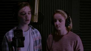 Video A Million Dreams - The Greatest Showman - Evie Clair and Josh Mortensen Cover MP3, 3GP, MP4, WEBM, AVI, FLV Juni 2018
