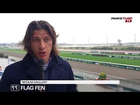 Quinté mercredi 21/02 : «Flag Fen (n°11) vise la gagne»