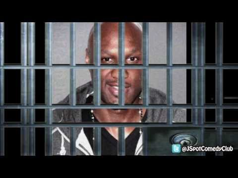 J. Anthony Brown Celebrity Interview - Lamar Odom