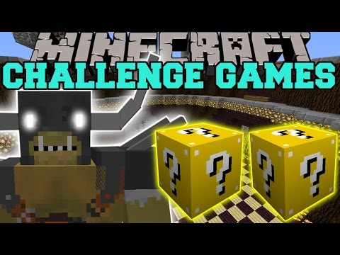 Minecraft: GENERAL GRAARDOR CHALLENGE GAMES – Lucky Block Mod – Modded Mini-Game