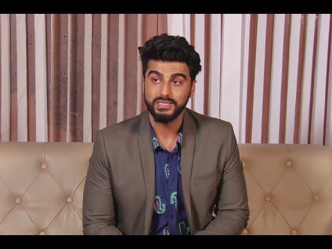 Arjun Kapoor Interview For Film Half Girlfriend