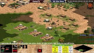 4vs4 Random | GameTV vs Sài Gòn New | Ngày: 13-05-2018. BLV: Hải MariO
