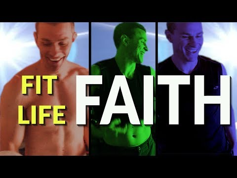 A FIT LIFE: FAITH, SWEAT, AND DUMBBELLS