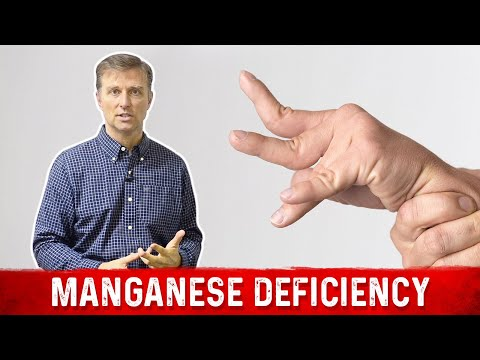 Do You Have a Manganese Deficiency? (видео)